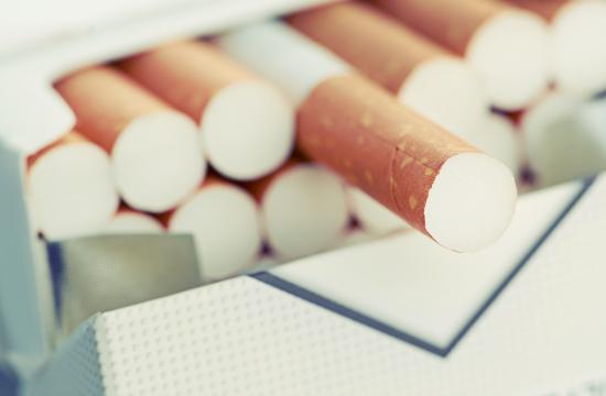 タバコをやめてみよう