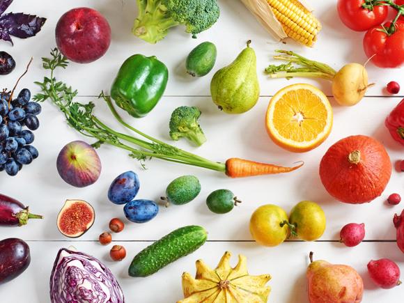 野菜を食べて美肌に!美肌効果の...
