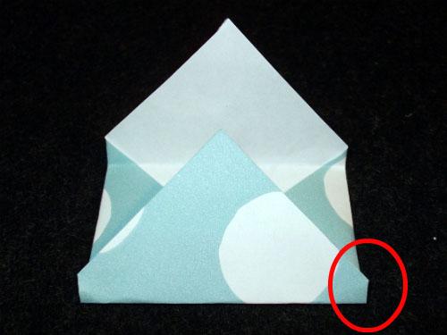紙 折り紙 折り紙封筒の作り方 : josei-bigaku.jp