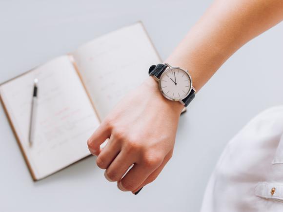大切な時を奪う時間泥棒…正体を突き止めスッキリ時間管理を!