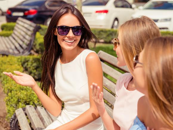 「コミュニケーション能力が高い女」の画像検索結果