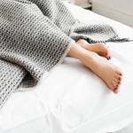 睡眠の質を上げる方法の記事のトップ画像のキャプチャ