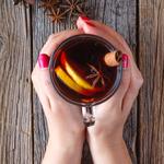 ホットワインの写真