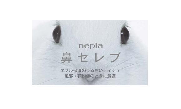 ネピア鼻セレブの商品画像