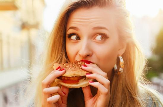 大食いの女性はモテる?
