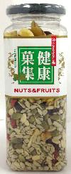 一榮食品 健康菓集 ナッツ&フルーツの商品画像