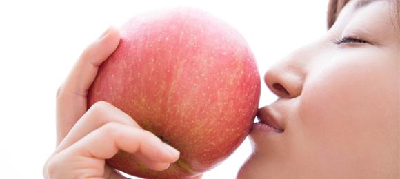 旬のりんごで風邪も老化も吹き飛ばせ!りんごの優れた美容 ...