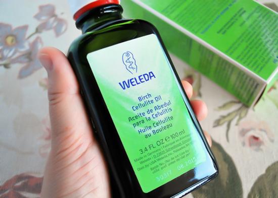 ヴェレダのセルライトオイルの商品画像4