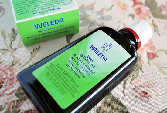 ヴェレダのセルライトオイルレビュー記事のイメージ画像