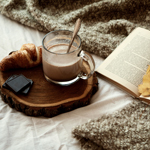 寝る前のオススメ飲み物の記事のトップ画像キャプチャ