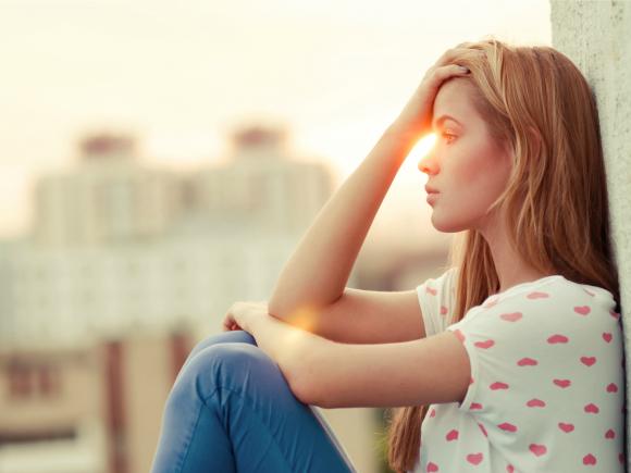 失恋経験値が高い女性