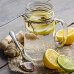 レモン白湯の記事のトップ画像キャプチャ