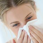 花粉症の肌荒れの記事のトップ画像