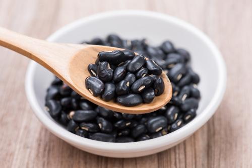 黒豆の写真