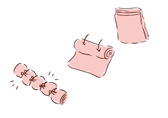 骨盤枕の作り方1011-7