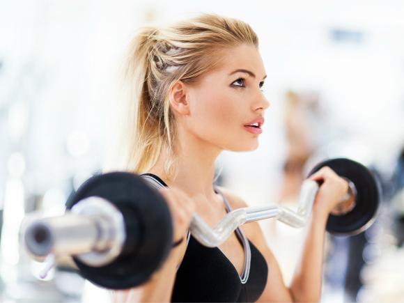 メリハリボディには筋肉を!女性が憧れる美しい筋肉の付け方