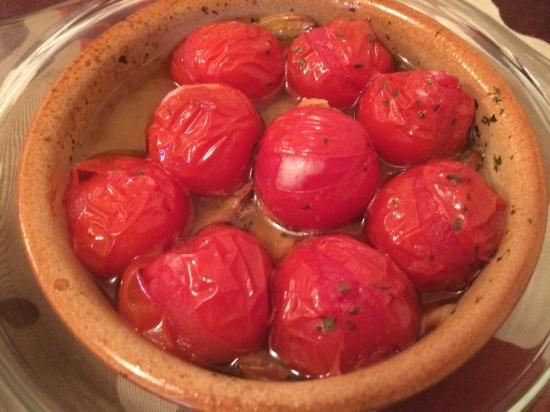 トマトアヒージョ0914