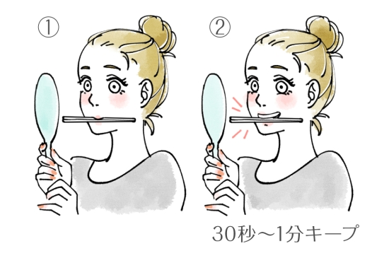 割り箸リフトアップ01105-1