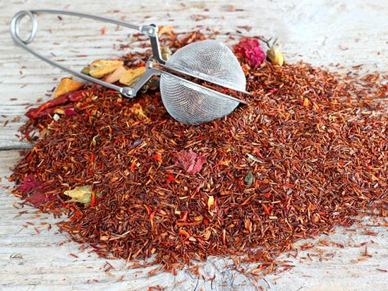 ルイボスティーの茶葉の画像