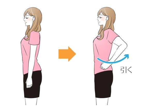 肩甲骨の運動0411-2