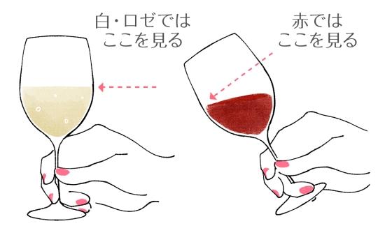 ワインのマナー 0418-3