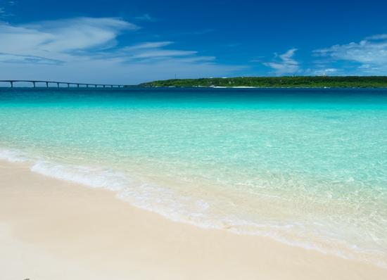 前浜ビーチの画像