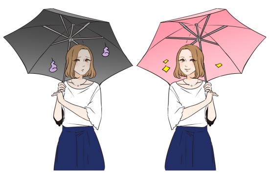 傘の選び方 0711-1