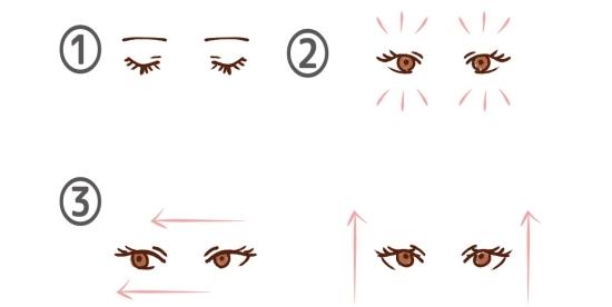 目の周りの筋肉をほぐす07193