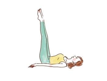 腸腰筋を鍛えて姿勢を良くする09114