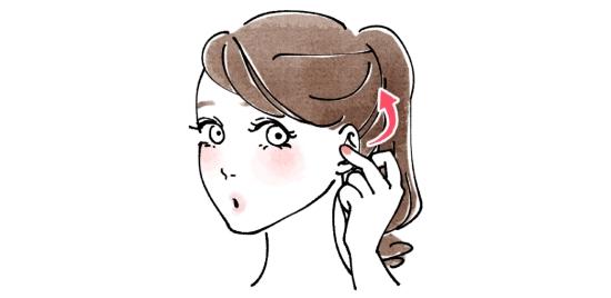耳引っ張りの基本6841