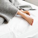 睡眠の質を上げる方法の記事のトップ画像キャプチャ