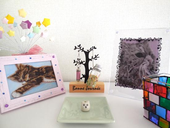 ペットのメモリアルスペースの写真