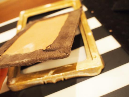 リングピローの作り方の手順写真