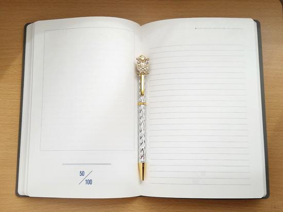 夢のひとつひとつを書けるページ