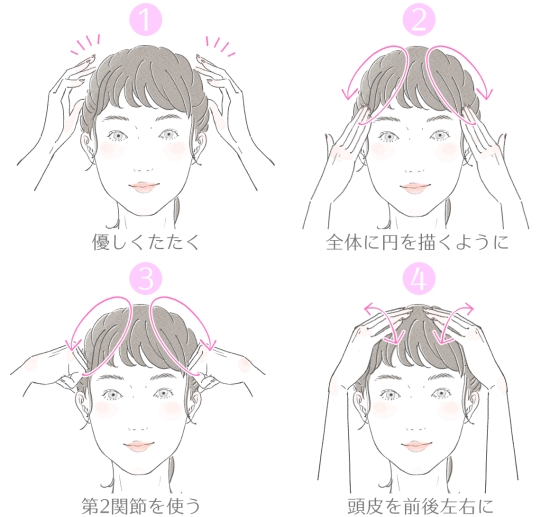 小顔マッサージ103610