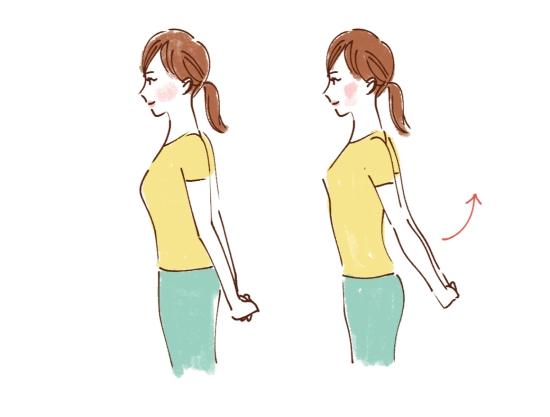 肩関節をほぐすストレッチのやり方