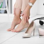 足の汗対策の記事のトップ画像