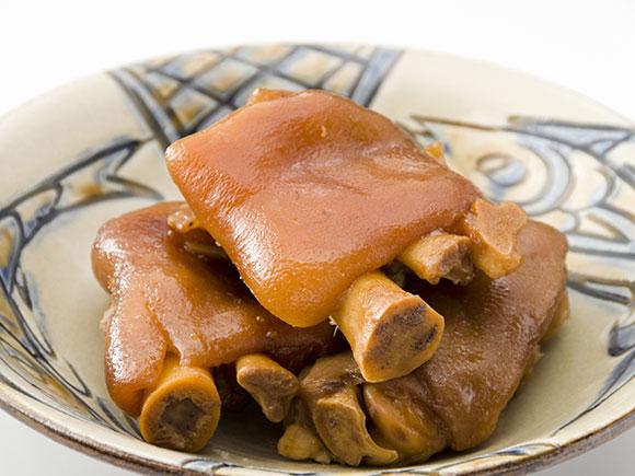 豚足料理の画像