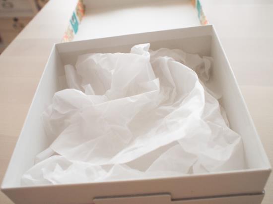 マステで箱をリメイクする方法