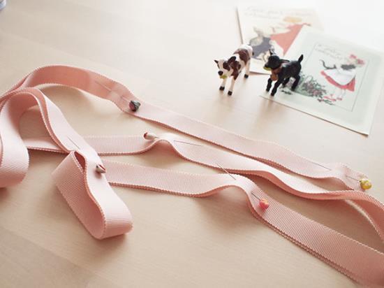 授乳ストラップの作り方