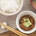 納豆の効果の記事のトップ画像