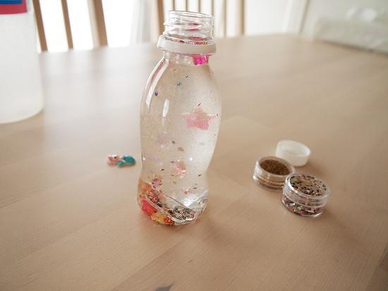 ペットボトルで作るおもちゃ width=