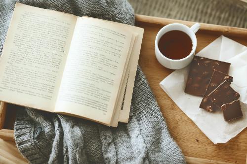 チョコと本