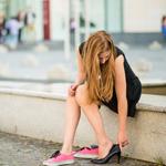 ヒールの痛み対策の記事のトップ画像キャプチャ