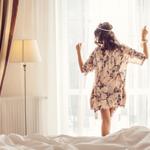 早起きする方法の記事のトップ画像キャプチャ