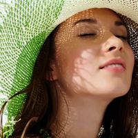 頭皮の日焼け対策の記事のキャプチャ